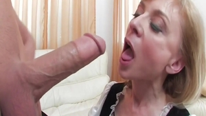 Nina Hartley got her pussy smashed