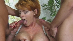 Hard nailining together with Annabel Massina & Conny Dachs