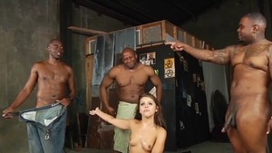 Good fucking escorted by muscle brunette Adriana Chechik