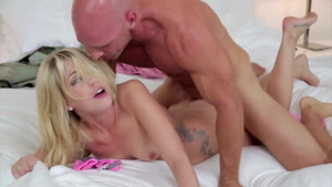 Zoey Monroe rough nailed rough in HD