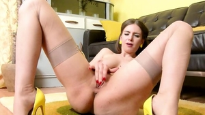 Big tits mature Stella Cox craving good fuck