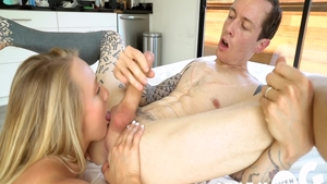 Busty asian pawg Aj Applegate goes in for hardcore pussy sex