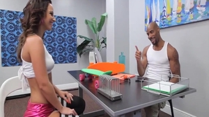 Big ass pornstar Jada Stevens really likes loud sex
