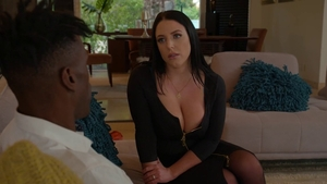 Good fuck with big tits Angela White alongside Ela White