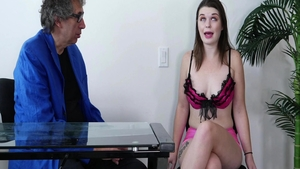 Very sexy and big boobs Anastasia Rose rimming