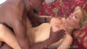 Hard slamming starring shaved blonde Nicole Moore