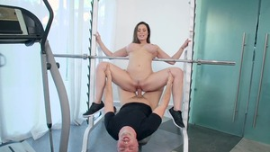 Raw sex escorted by lustful Kendra Lust