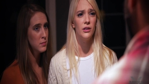 Luxury and young lesbian Cadence Lux romantic roleplay
