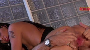 Hard ramming together with George Uhl and Loona Luxx