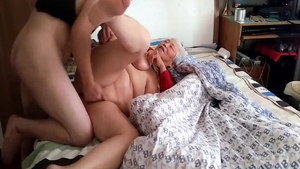 Asian creampied in HD