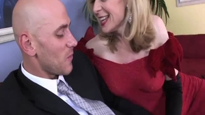 Cumshot sex scene next to big ass raw Johnny Sins