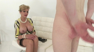 Hard whip escorted by young mature Lady Sonia in HD