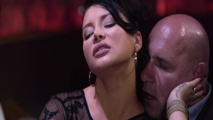 Charming european babe Anna Polina has a thing for fisting