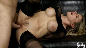 Rough good fucking among super hot babe Cory Chase