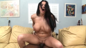 Busty girl Lylith Lavey agrees to real sex HD