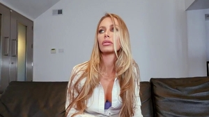Nicole Aniston in banging uncensored ass fucking