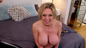 Natural stepmom Dee Williams need nailed rough in HD