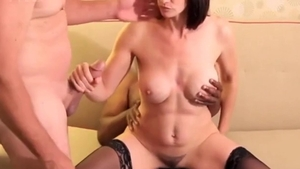 Real fucking along with awesome stepmom