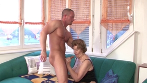 Young deutsch stepmom wishes for rough fucking
