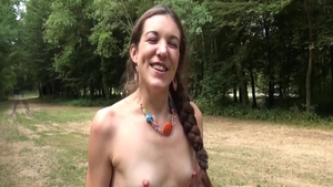 Big ass young french amateur rough pussy eating