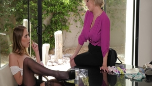 Cadence Lux in erotic reality got fucked hard