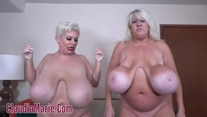 Saggy tits BBW goes in for fucking