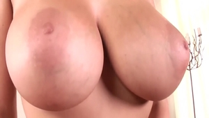Gianna Michaels in panties close up fingering