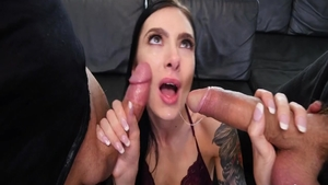 Sexy babe Marley Brinx feels the need for ramming hard