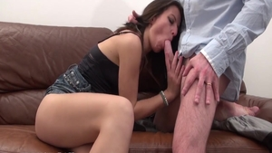 Sex together with hottest french amateur