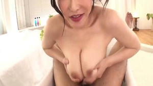 Massage big ass japanese Anri Okita