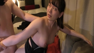 Big ass asian babe finds pleasure in hard ramming