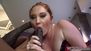 Very cute redhead Mylie Moore agrees to sex