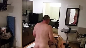 Orgy in company with amateur