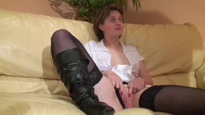 French anal sex after interview
