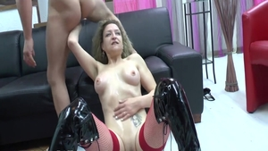 Experience hard fucking escorted by charming french slut