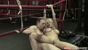 Hardcore sex along with large boobs blonde hair Jesse Jane