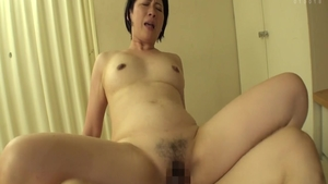 The best sex starring hairy asian babe