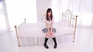 Hairy japanese brunette first time ramming hard