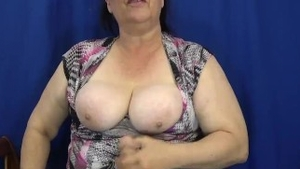Rough fucking with chubby MILF