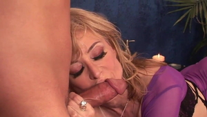 Nina Hartley strapon