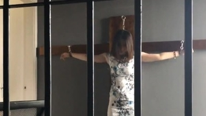 Solo chinese female BDSM