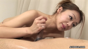 Japanese playing with sex toys