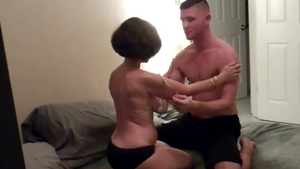 Pussy fucking with young amateur