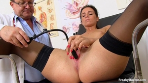 Pussy eating in the hospital very hawt czech