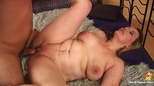 Chubby czech babe needs good fuck in HD