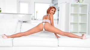 Veronica Leal reverse cowgirl