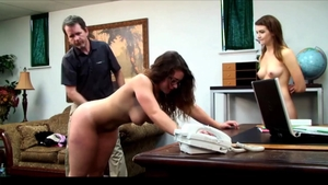 Hard ramming in company with sexy amateur