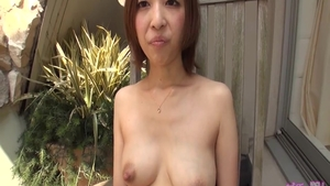 Young asian babe POV does what shes told