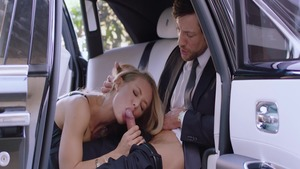 Young Nicole Aniston babe sucking dick porn