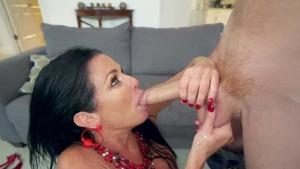 Good fuck along with big boobs MILF Veronica Avluv